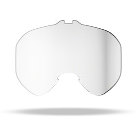 Bliz Edge Drop Reserve Double Lens, clear